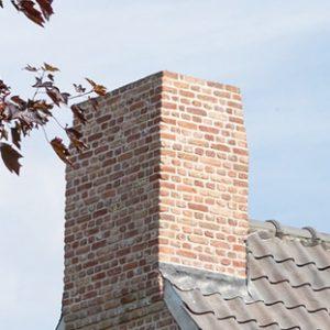 Prefab schoorsteen Drenthe